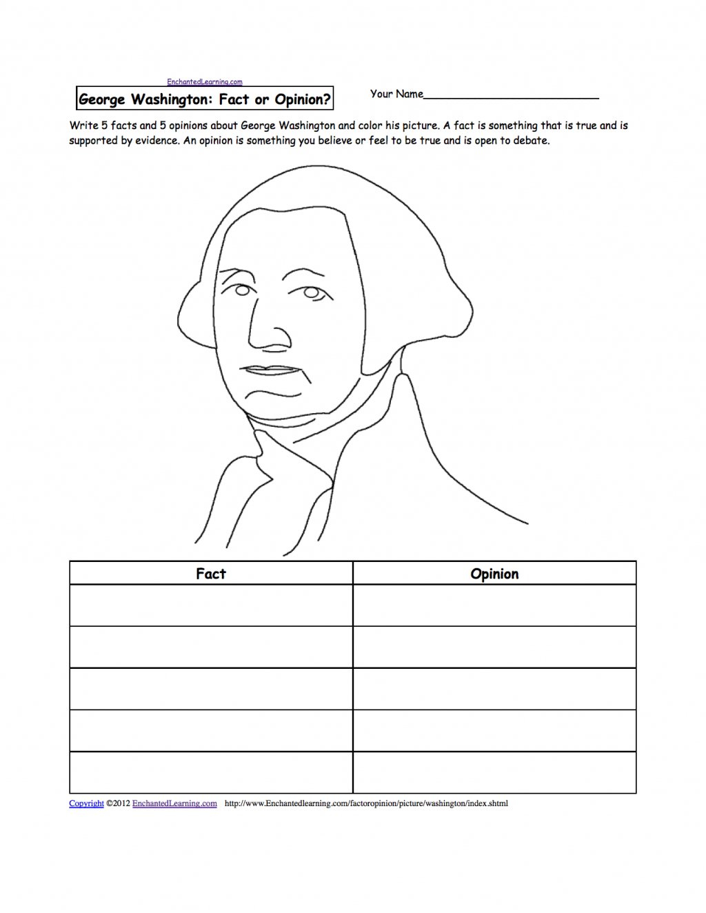 Coloring Pages ~ George Washington Coloring Page Kindergarten Pages - Free Printable George Washington Worksheets
