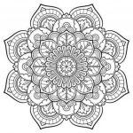 Coloring Pages Mandala Engaging Free Printable Mandalas 18   Free Printable Mandalas