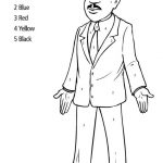 Coloring Pages ~ Martin Luther King Coloringges Printable Day Color   Martin Luther King Free Printable Coloring Pages