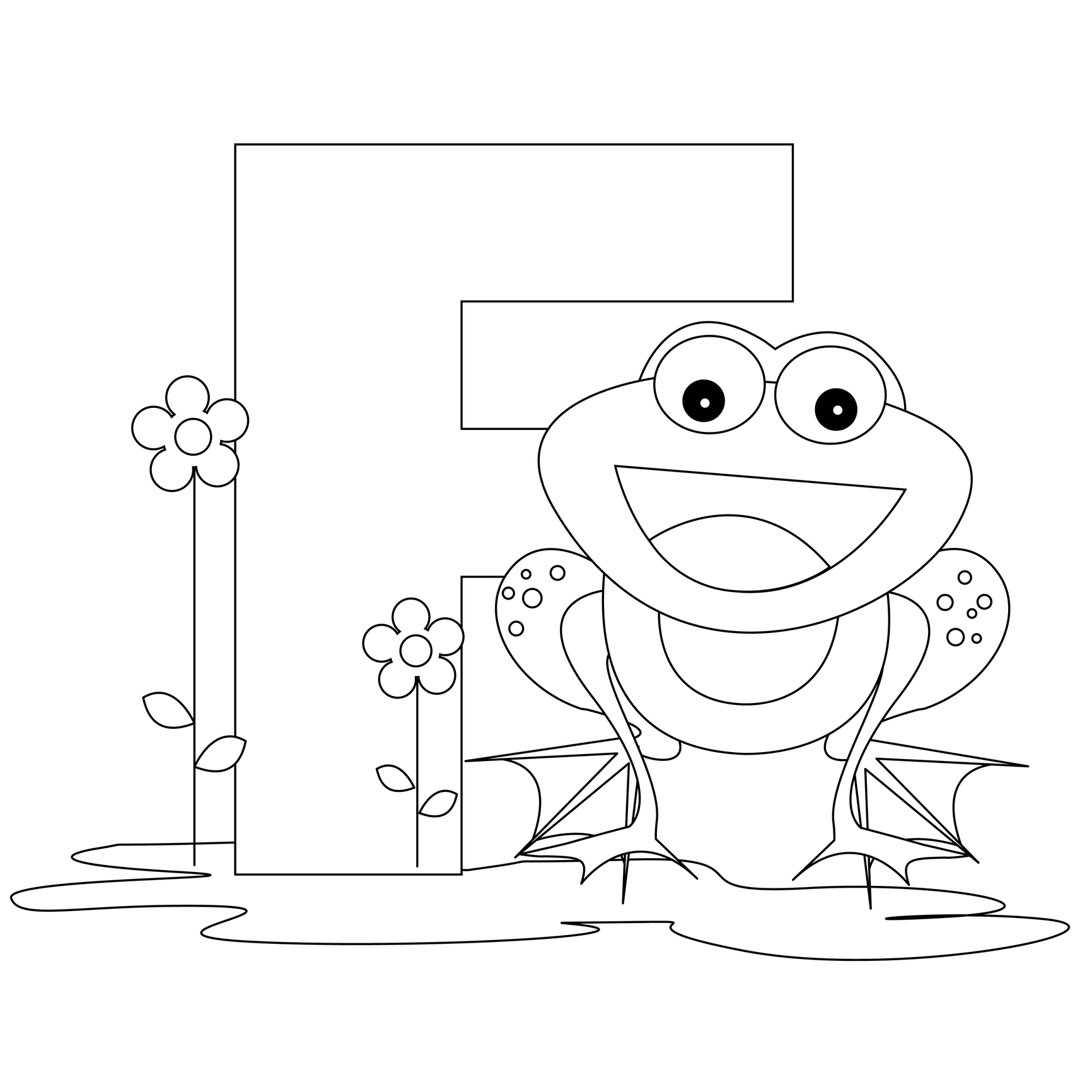 Coloring Pages : Marvelous Alphabetters Coloring Pages Preschoolter - Free Printable Alphabet Letters Coloring Pages