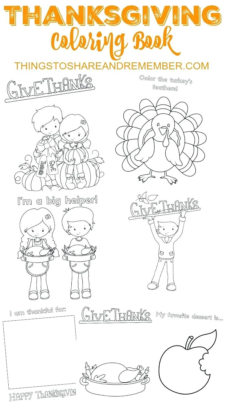 Coloring Pages : Mini Coloring Bookstable Pages Fabulous Image Ideas - Free Printable Thanksgiving Books