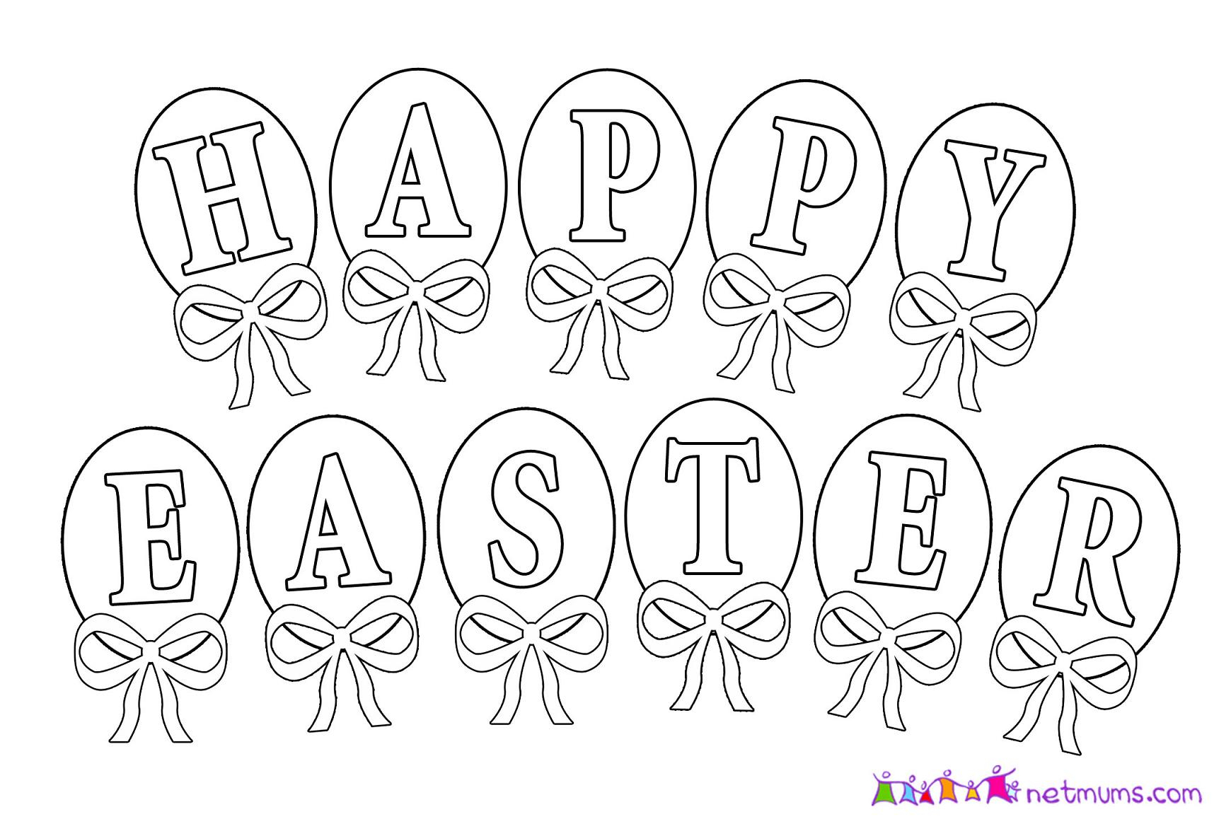 Coloring Pages: Phenomenal Free Printable Easter Coloring Pages - Free Printable Easter Pages