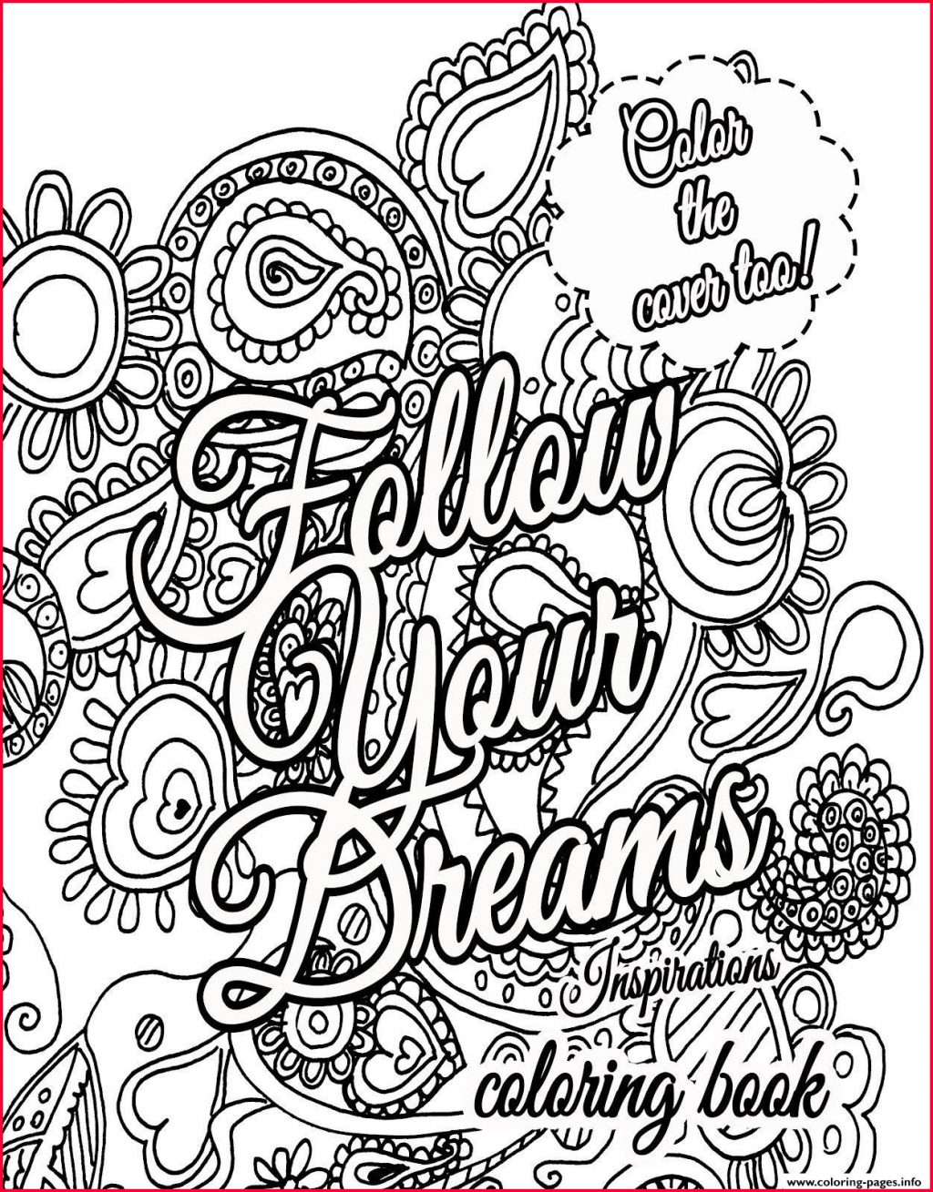 Coloring Pages ~ Printable Coloringages For Adults Free Quote Of - Free Printable Quote Coloring Pages For Adults