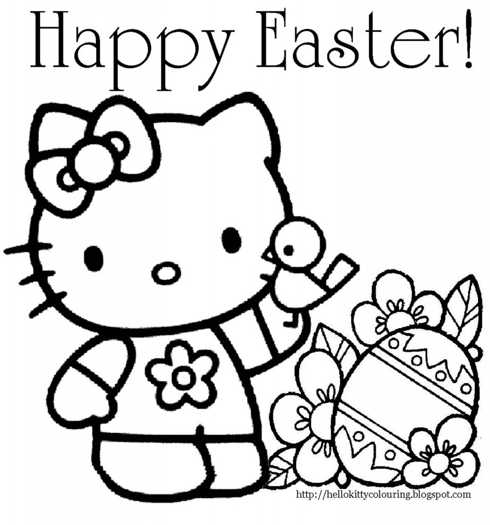 Coloring Pages ~ Printable Easter Coloring Pages Easter Coloring - Free Printable Easter Coloring Pages
