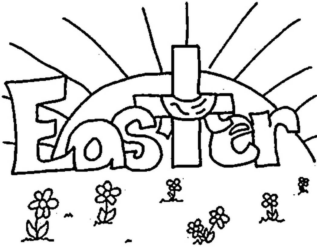 Coloring Pages : Printable Easter Coloring Pages For Preschoolers - Coloring Pages Free Printable Easter