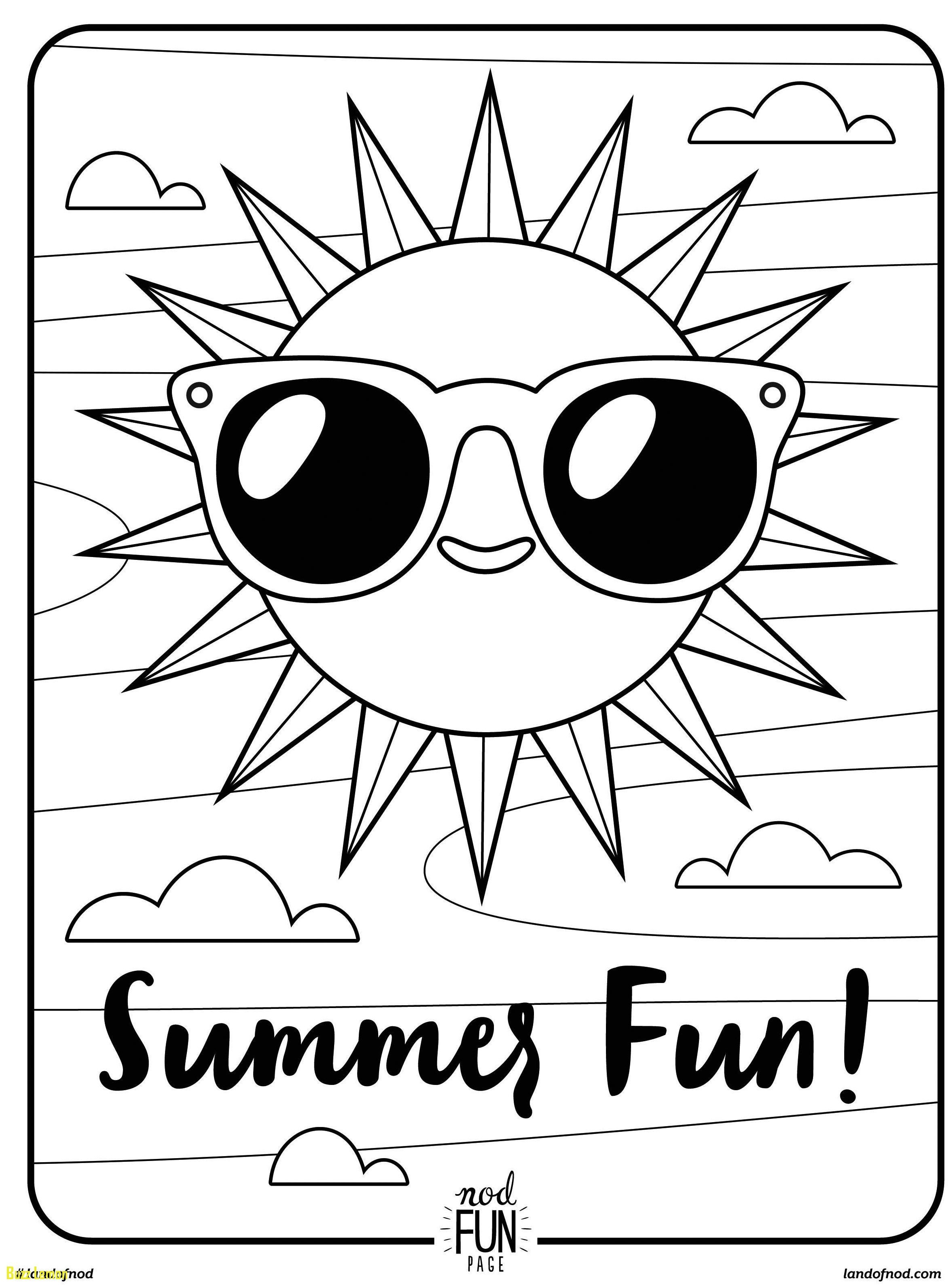 Coloring Pages : Printable Summer Coloring Pages Beach Free For - Free Printable Summer Coloring Pages For Adults
