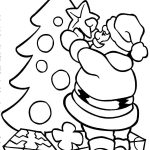 Coloring Pages ~ Santa Claus Coloring Pagestable Free Of   Santa Coloring Pages Printable Free