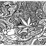 Coloring Pages : Trippy Coloring Pages Ruva Adult Online For Adults – Free Printable Trippy Coloring Pages