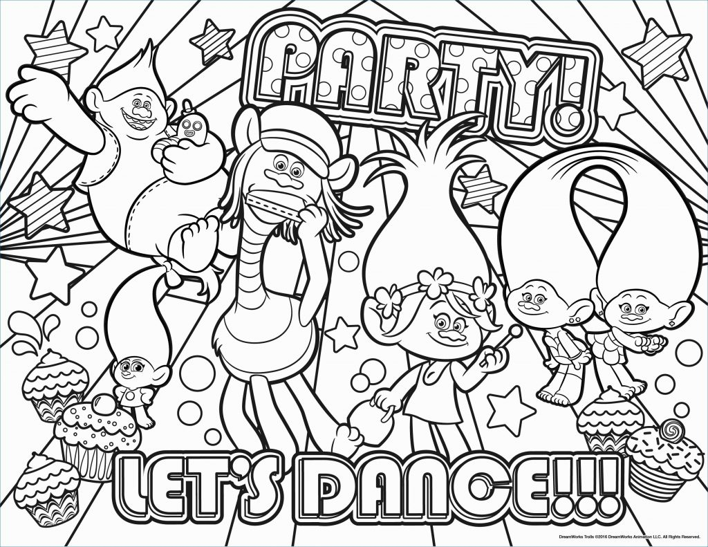Coloring Pages ~ Troll Coloring Pages Elegant Alphablocks Of Trolls - Free Printable Troll Coloring Pages