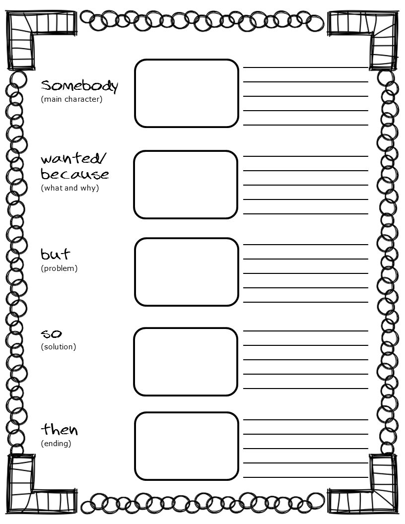 Columbus Day Activities | Ideas For Writing | Reading Lessons - Free Printable Graphic Organizers