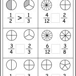 Comparing Fractions Worksheets    3Rd Grade #math #school | School's   Free Printable Common Core Math Worksheets For Third Grade