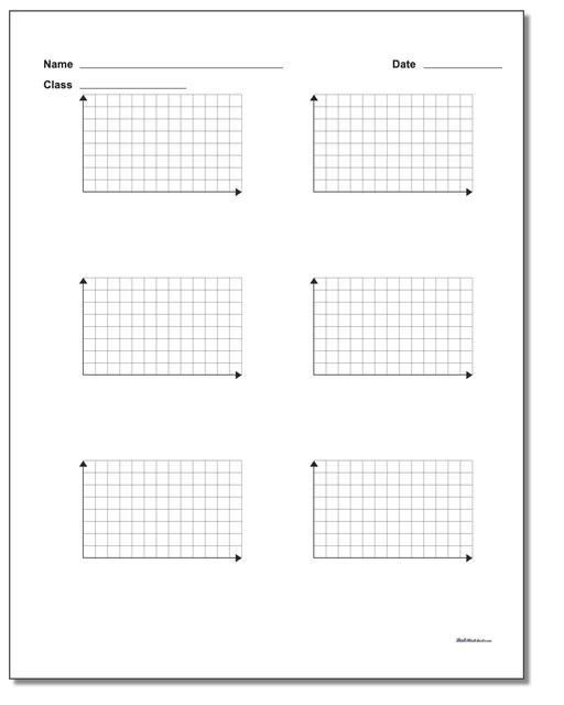 Coordinate Plane Quadrant 1 - Free Printable Coordinate Plane Pictures