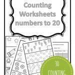 Counting Worksheets 1 20 Free Printable Workbook Counting Worksheets   Free Printable Math Workbooks