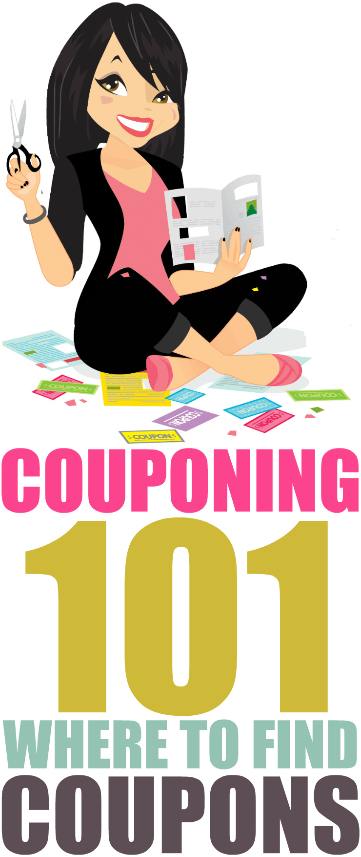 Couponing 101: Where To Find Coupons - Extreme Couponing Mom - Free Printable Coupons Ontario