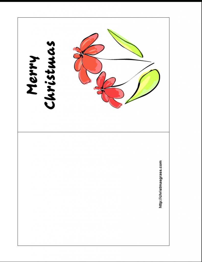 Create Christmas Cards Online Free Printable – Festival Collections - Free Printable Xmas Cards Online