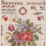 Cross Stitch Patterns Free Printable | Sentimental Baby: Free   Needlepoint Patterns Free Printable