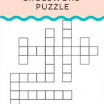 Crossword Puzzle Generator | Create And Print Fully Customizable   Make Your Own Crossword Puzzle Free Printable