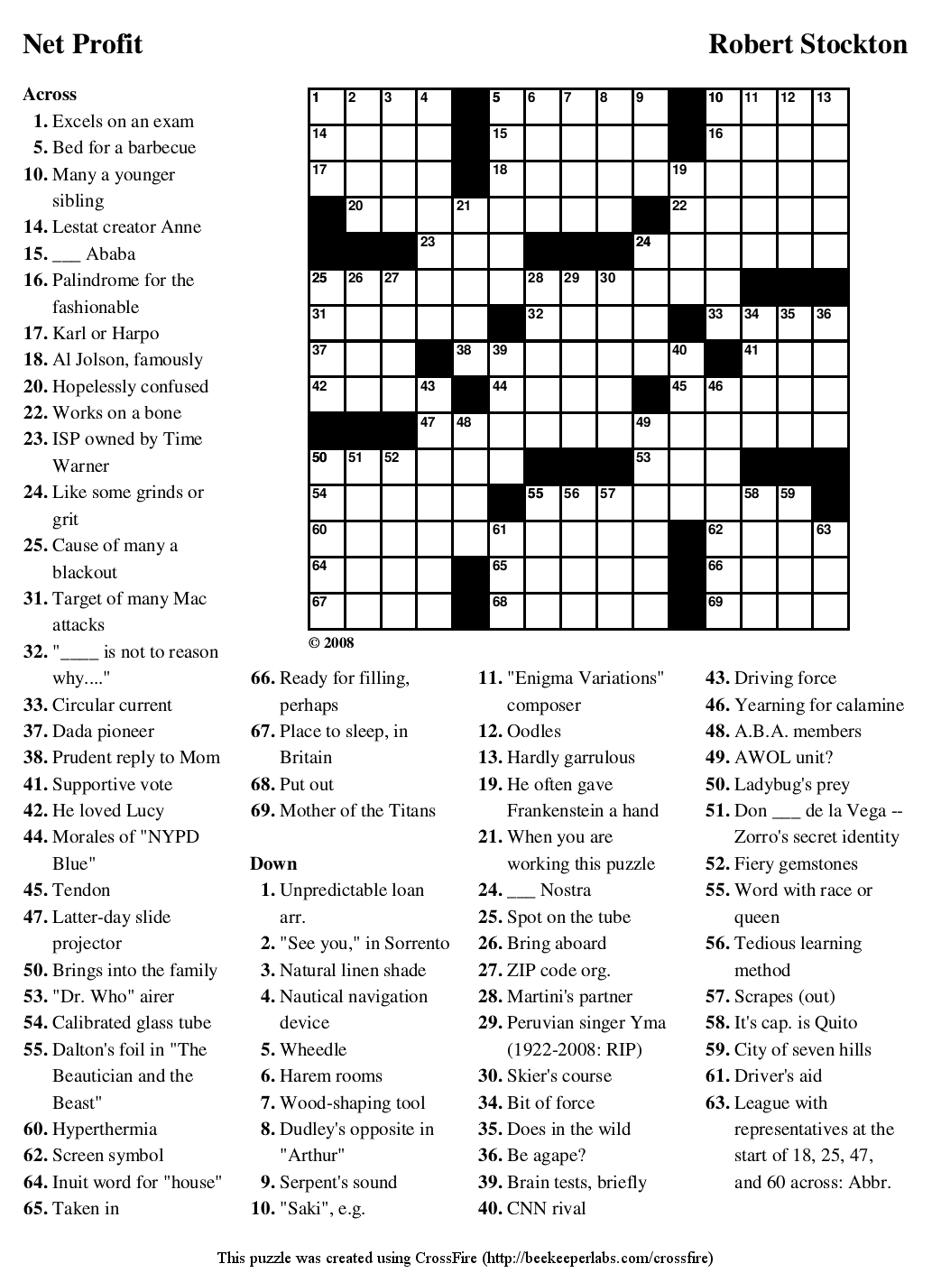 Crosswords Printable Crossword Puzzles For Adults Puzzle - Free Printable Crossword Puzzles For Adults