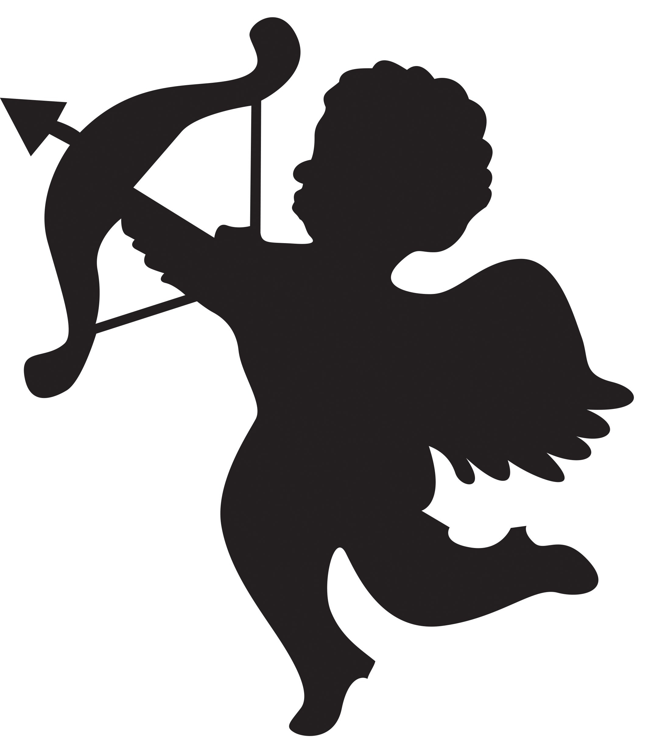 Cupid Printable Clipart - Free Printable Pictures Of Cupid