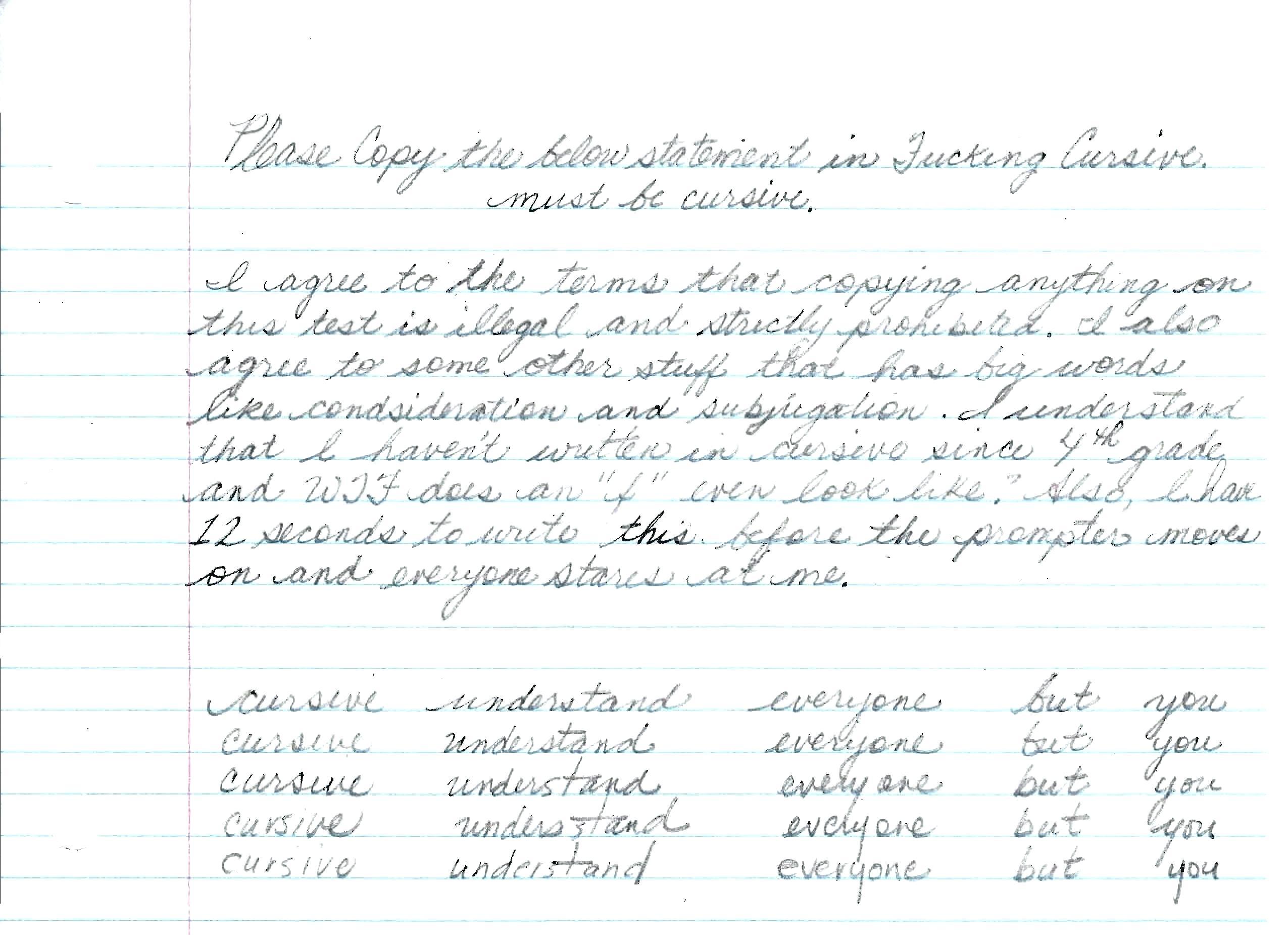 Cursive Paragraph Worksheets Cursive Sentence Worksheets Free - Free Printable Cursive Writing Paragraphs