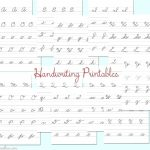 Cursive Writing Worksheets For Left Handed Letterion Pdf Surprising   Free Printable Left Handed Worksheets
