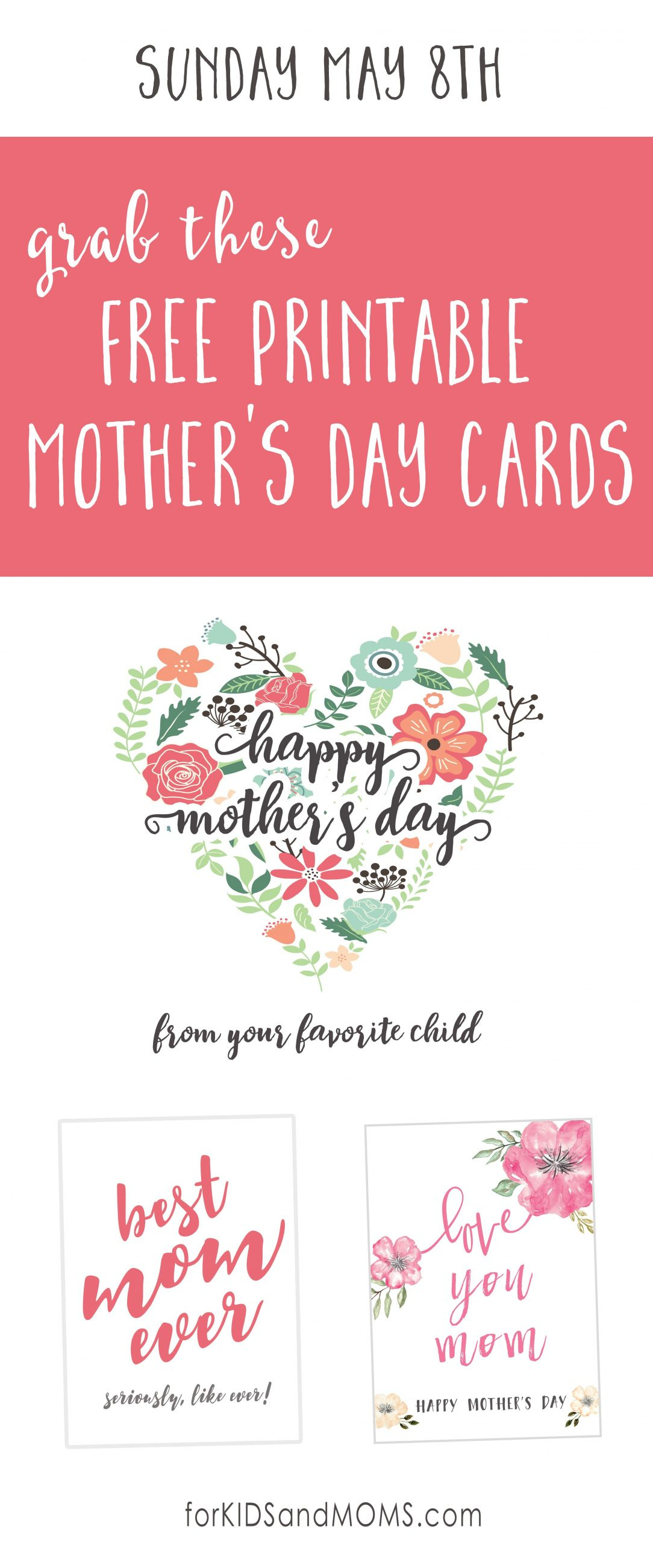 Dandy Examples Of Free Printable Mothers Day Cards No Download From - Free Printable Mothers Day Cards No Download