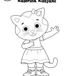 Daniel Tiger Coloring Pages . Daniel Tiger Birthday Party . Pbs   Free Printable Daniel Tiger Coloring Pages