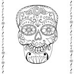 Day Of The Dead Worksheet | Free Printables Worksheet   Free Printable Day Of The Dead Worksheets