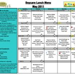 Day+Care+Lunch+Menu+Template | Awesome Lists | Pinterest | Weekly   Free Printable Daycare Menus