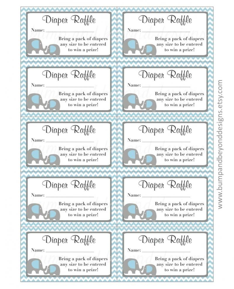 Diaper Raffle Tickets Free Printable - Yahoo Image Search Results - Diaper Raffle Free Printable
