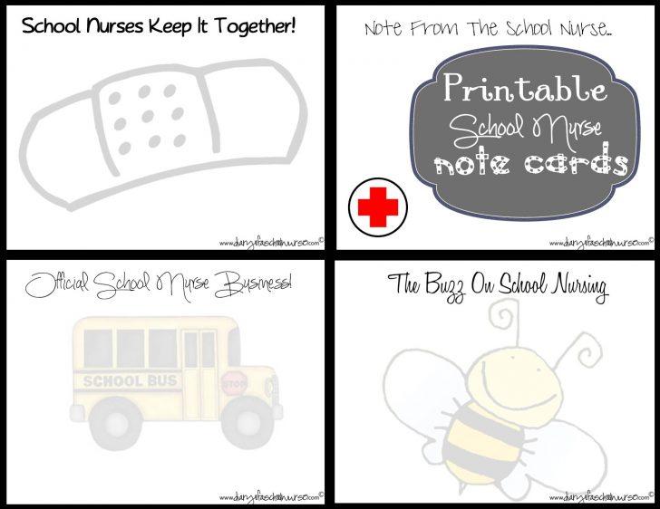 Nurses Day Cards Free Printable