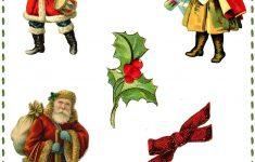 Free Printable Christmas Photo Collage