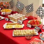 Disney Cars Birthday Party Food Labels   Free Printable   Kidz   Free Printable Cars Food Labels