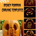 Disney Pumpkin Carving Patterns   Frugal Fanatic   Free Printable Toy Story Pumpkin Carving Patterns