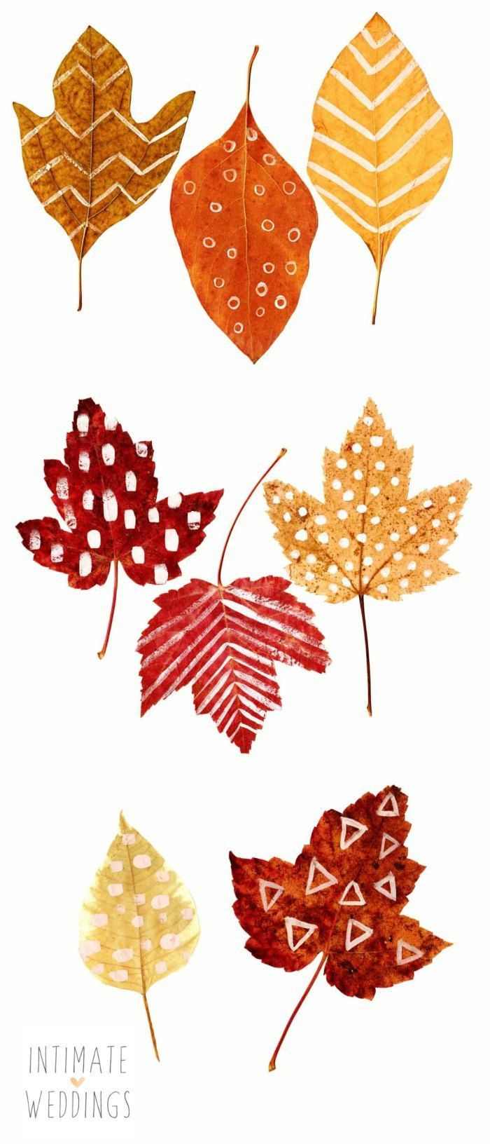Diy Printable Leaf Place Cards | Falling | Pinterest | Printable - Free Printable Pictures Of Autumn Leaves