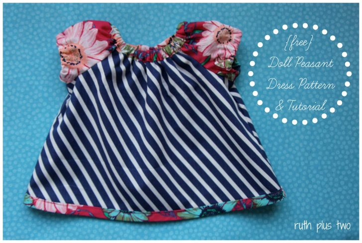 Free Printable Patterns For Sewing Doll Clothes