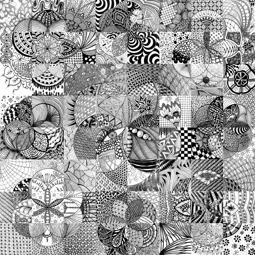 Doodle Patterns | A Library Of Doodles In Your Pocket! - Free Printable Doodle Patterns