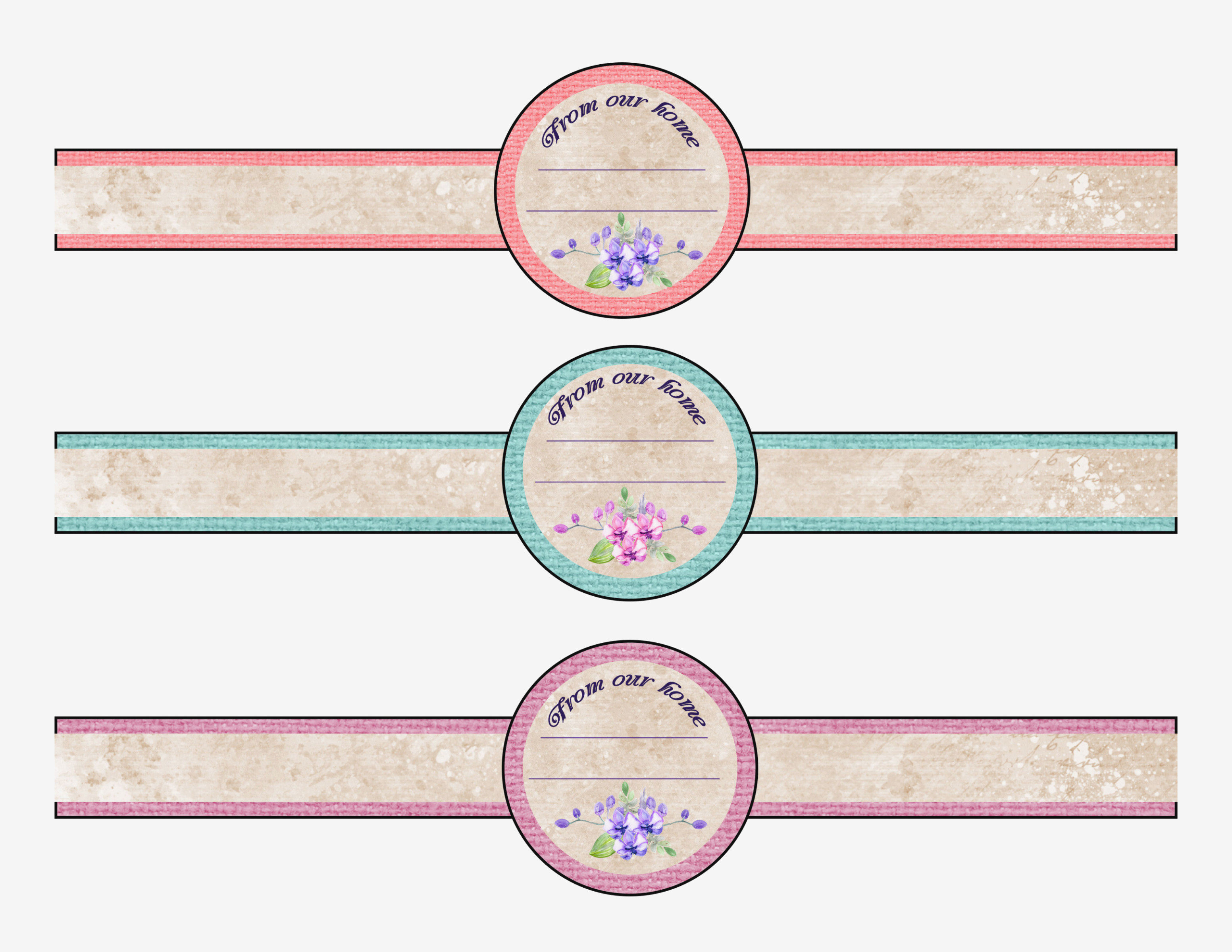 Download Free Free Printable Canning Jar Labels The Housewife Modern - Free Printable Mason Jar Labels