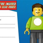 Download Now Free Printable Lego Birthday Invitation Template   Lego Party Invitations Printable Free