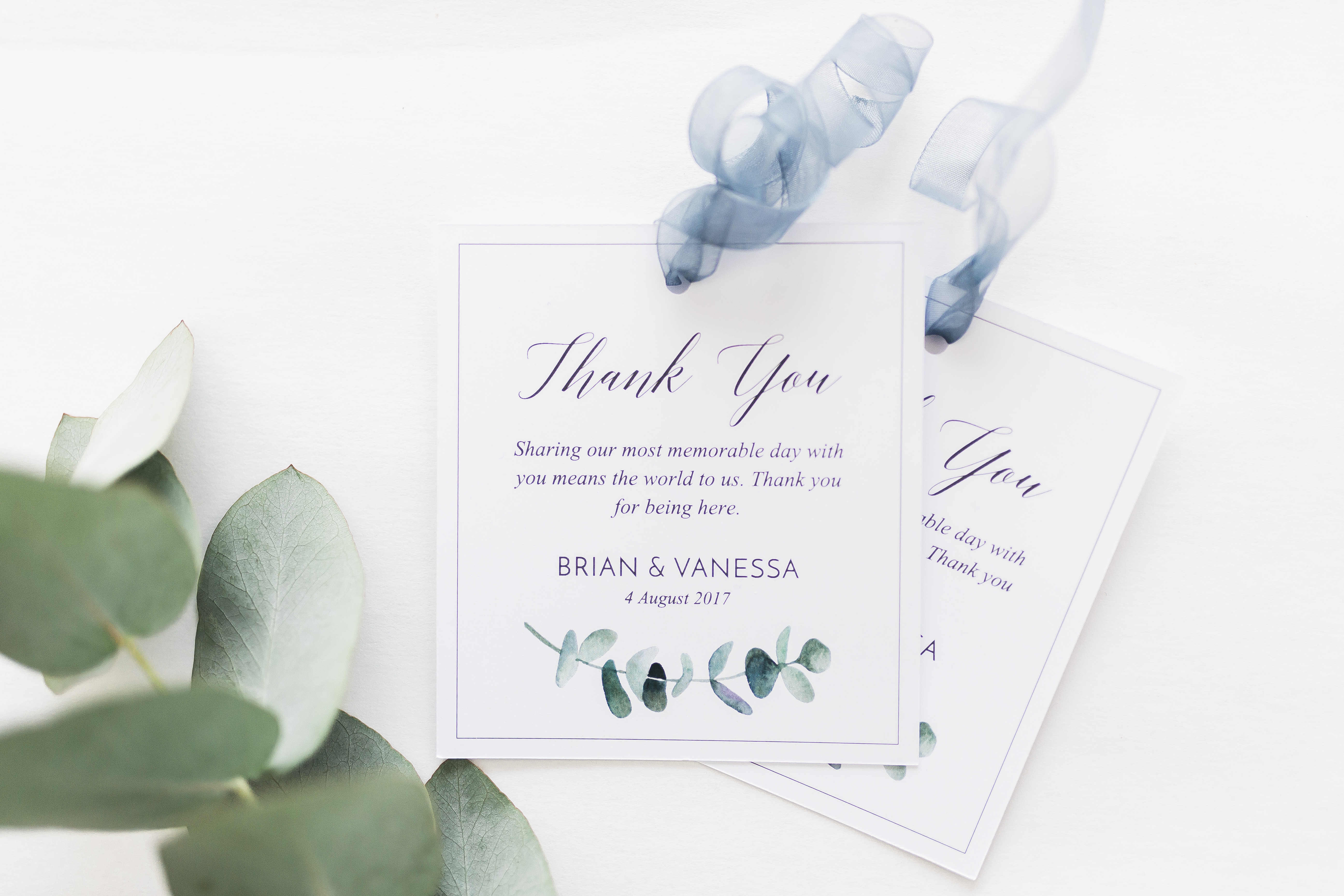 Download These Free Printable Wedding Thank You Tags   Lovilee Blog - Free Printable Wedding Thank You Tags