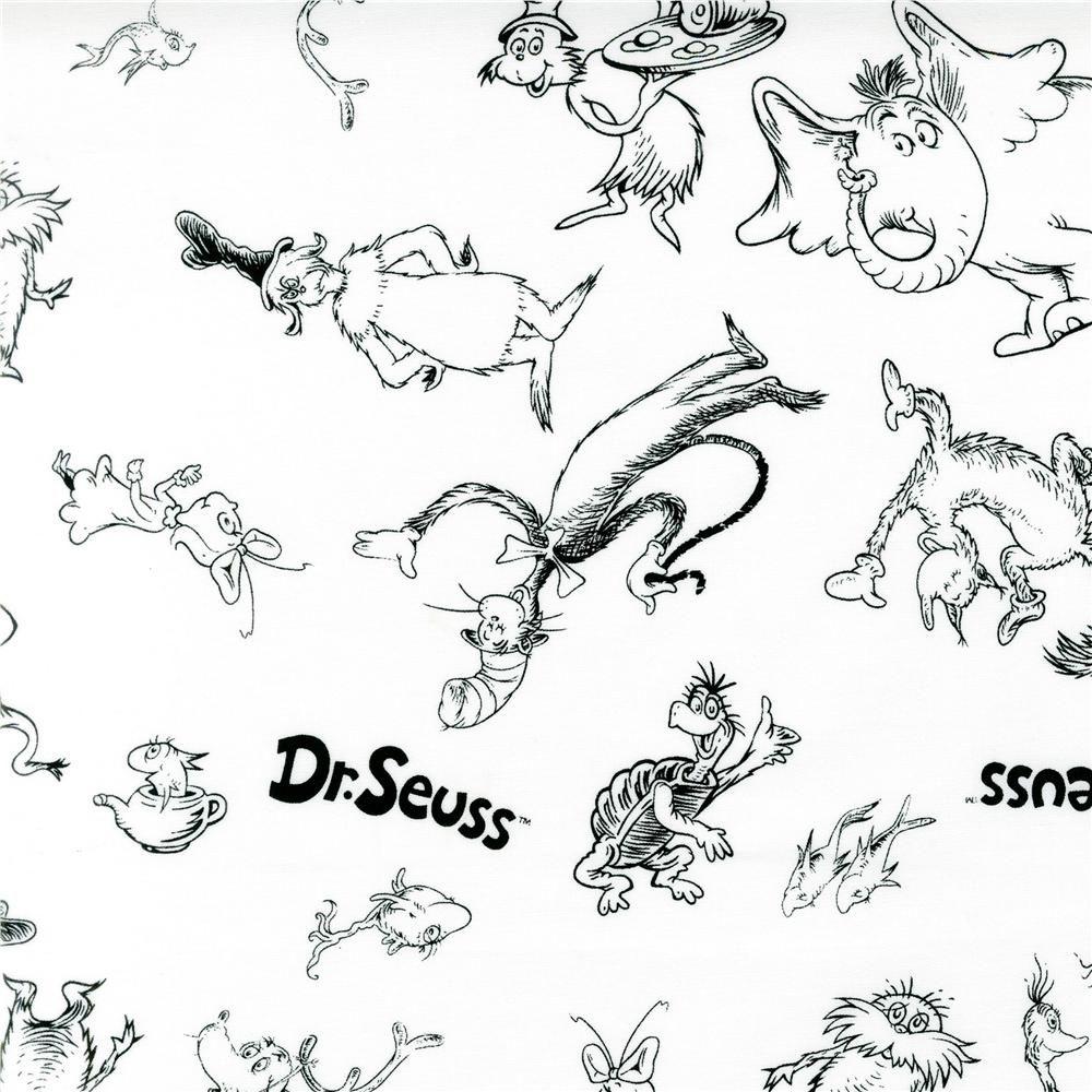 Dr. Seuss Printables | Images Of Dr Seuss Coloring Pages Printable - Free Printable Dr Seuss Characters