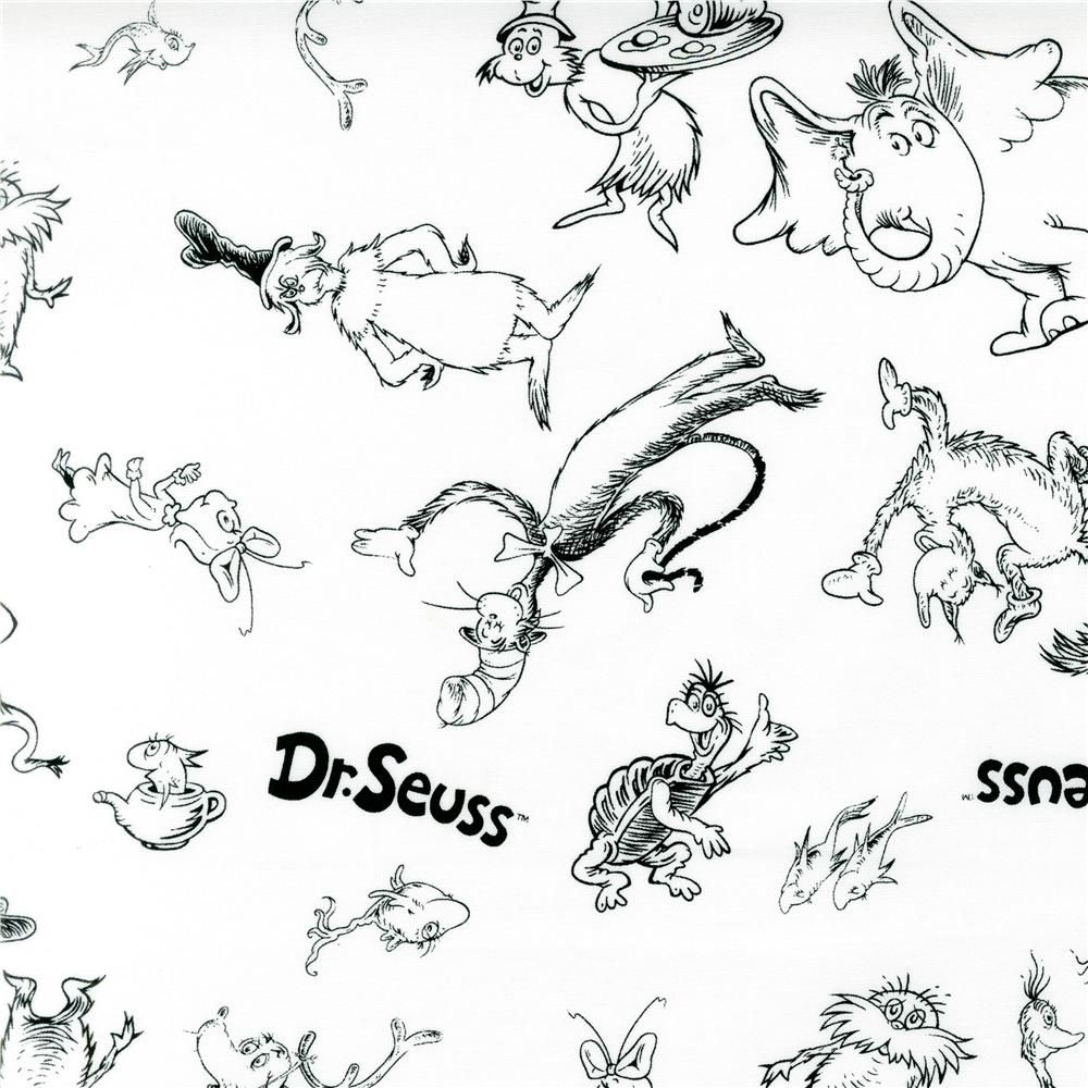 Dr. Seuss Printables | Images Of Dr Seuss Coloring Pages Printable - Free Printable Pictures Of Dr Seuss Characters