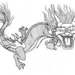 √ Free Coloring Pages Of Chinese Dragons – Free Printable Chinese Dragon Coloring Pages
