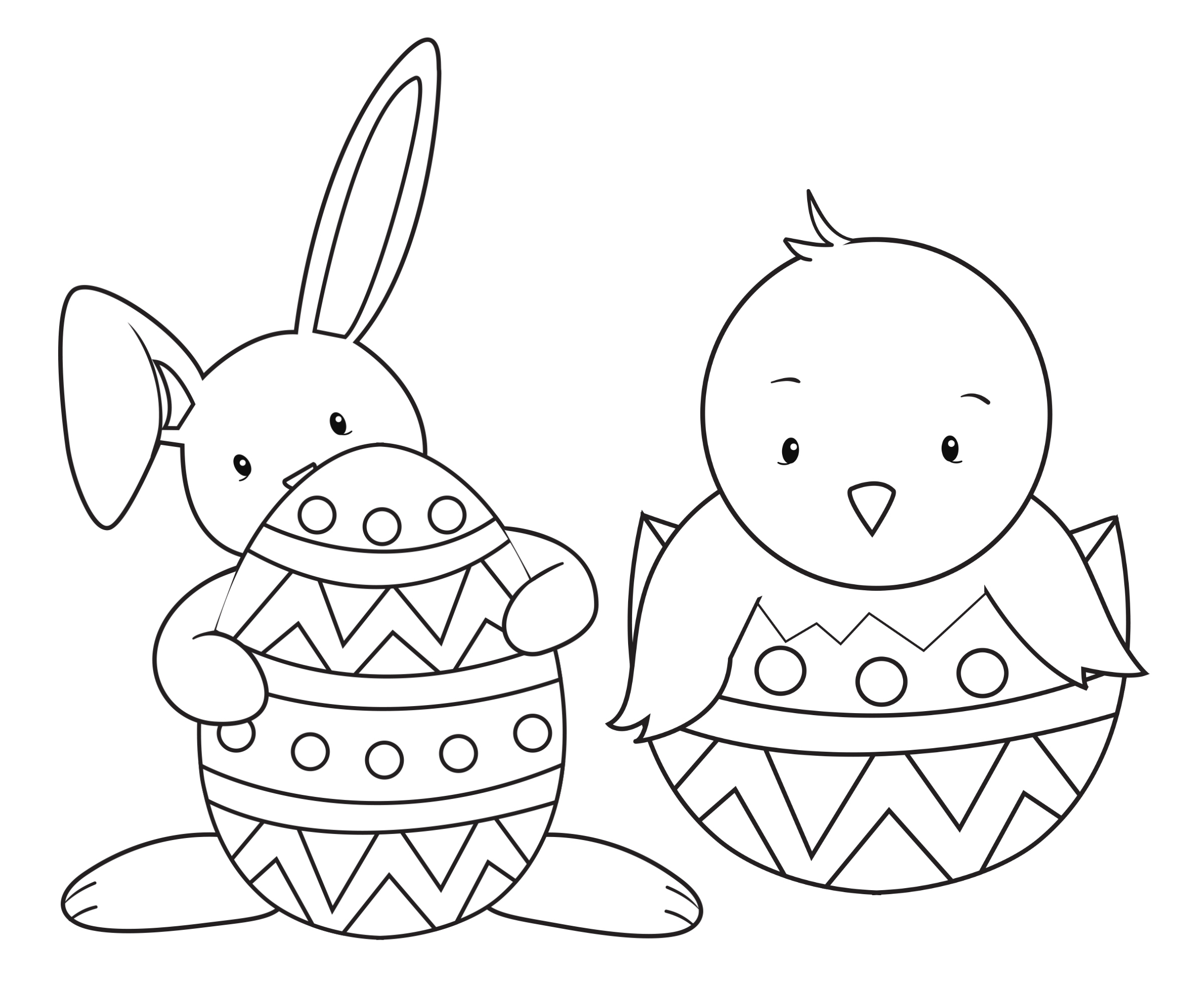 Easter Printable Coloring Pages Boys - 17.5.kaartenstemp.nl • - Free Printable Easter Coloring Pages For Toddlers