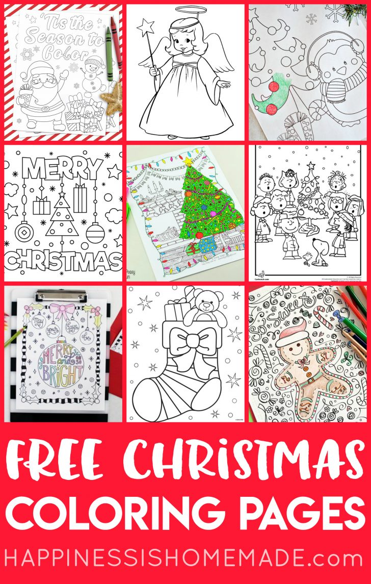 Free Printable Christmas Ornament Crafts