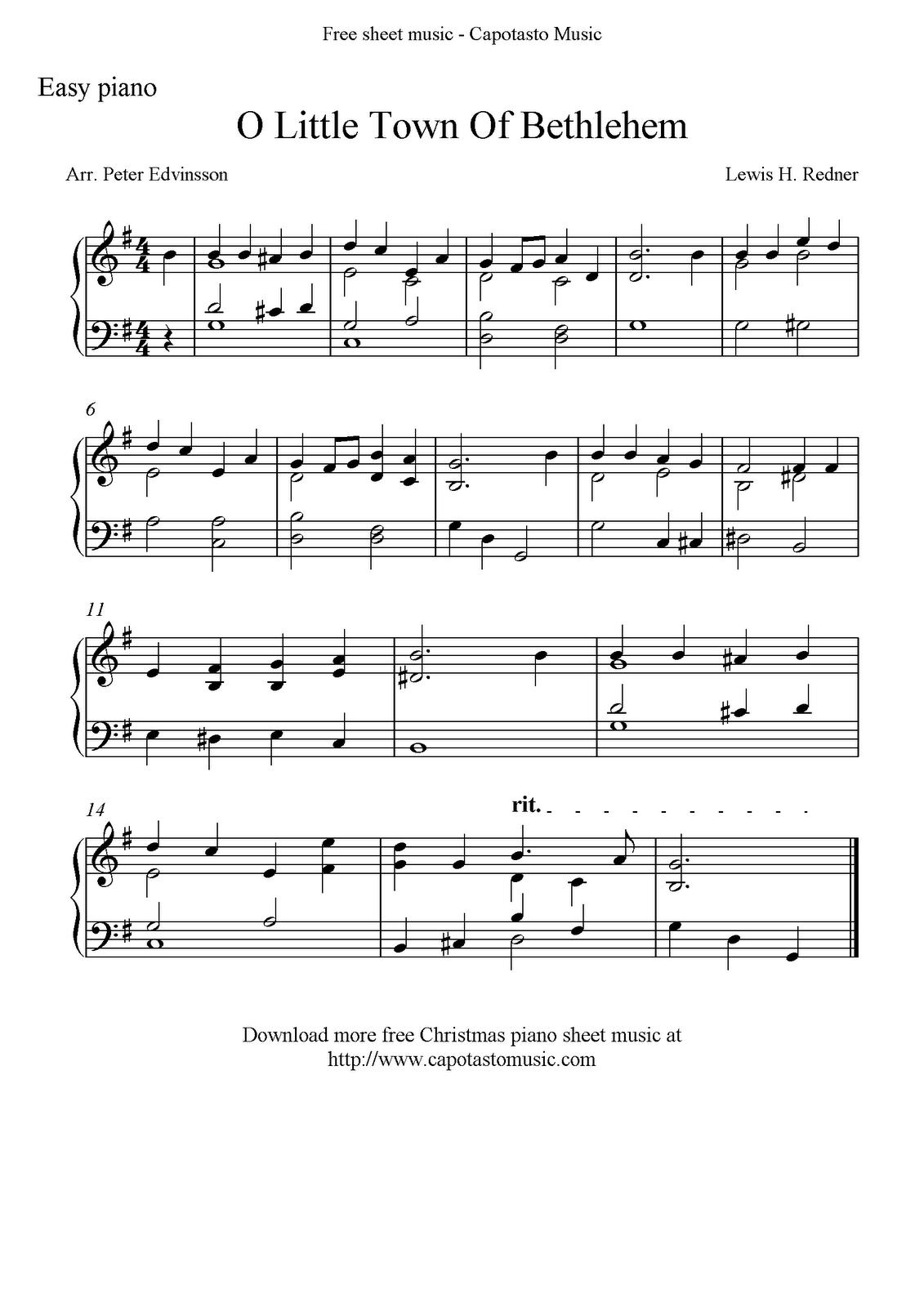 photo relating to Christmas Carols Sheet Music Free Printable referred to as Xmas Carols Sheet Tunes Free of charge Printable Free of charge Printable