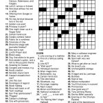 Easy Printable Crossword Puzzles For Kids | Penaime   Free Easy Printable Crossword Puzzles For Kids