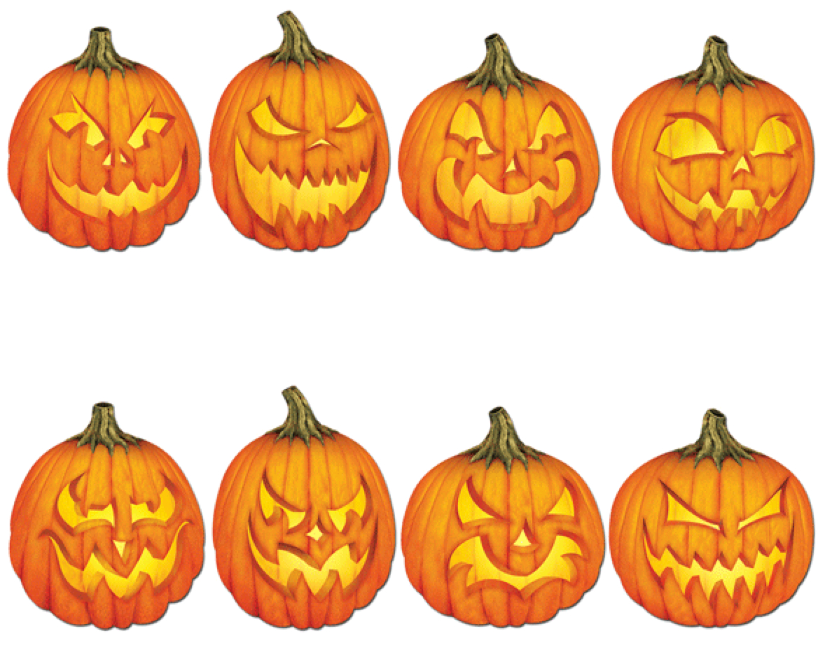 Easy Spooky Jack O'lantern Patterns | Halloween Jack O Lantern - Jack O Lantern Patterns Free Printable
