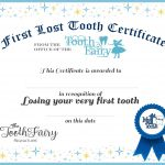Easy Tooth Fairy Ideas & Tips For Parents / Free Printables   Free Printable Tooth Fairy Certificate