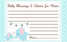 Free Printable Baby Cards Templates